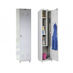 Шкафы для уборочного инвентаря