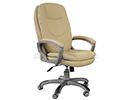 Кресло CH-868YAXSN/BEIGE бежевый искусственная кожа