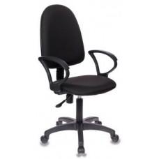 Кресло CH-1300 черный  Бюрократ