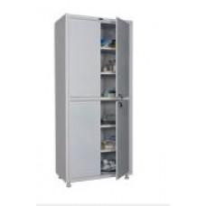 Шкаф медицинский четырехстворчатый со стальными дверями MD 2 1780/SS