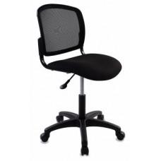 Кресло Бюрократ CH-1296NX, BLACK спинка сетка черный сиденье черный