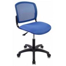 Кресло Бюрократ CH-1296NX, BLUE спинка сетка синий сиденье темно-синий