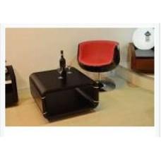 CCol Opus QUADRO   J2013B стол журнальный  (квадратный) (black oak)