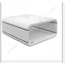 CColl Opus QUADRO   J2013B стол журнальный  (квадратный) (white bright)