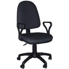Кресло Престиж GTP C-11 черный ткань