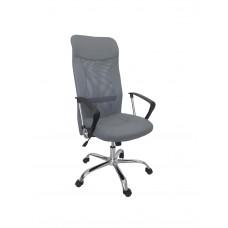 НК- 300  Z спинка серая сетка +к/зам /сиденье серый к/зам