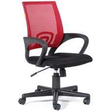Кресло Chairman 696  DW69 КРАСНЫЙ