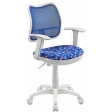 CH-W797/BL SEA спин сетка синий сиденье синий морская тематика