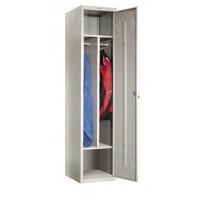 LS 11-40 D Шкаф для одежды, 1секц.ключевой замок (1830*418*500)