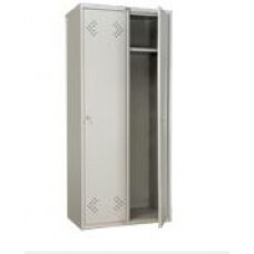 LE-21/LS-21 Шкаф для одежды 2секции, ключевой зам