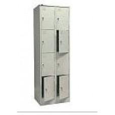 ШРМ 28 Шкаф для одежды 2секции, 8отд.