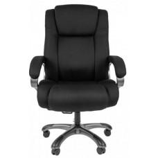 410 Кресло черная ткань