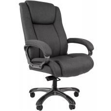 410 Кресло серая ткань