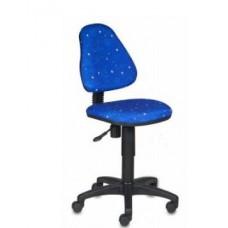 Кресло детское KD-4/Cosmos синий
