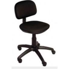 Кресло НК-200 кож.зам черный